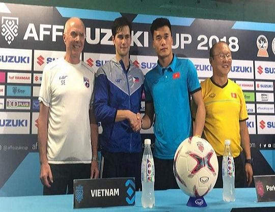 Agen Bola BCA - Prediksi Vietnam vs Filipina ( AFF Suzuki Cup 2018 )